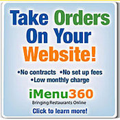 iMenu360.com -- Online Ordering for Restaurants